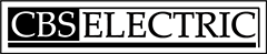 CBS Electric Logo